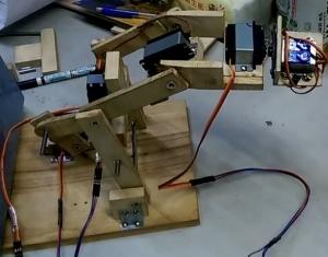DIY 機器手臂